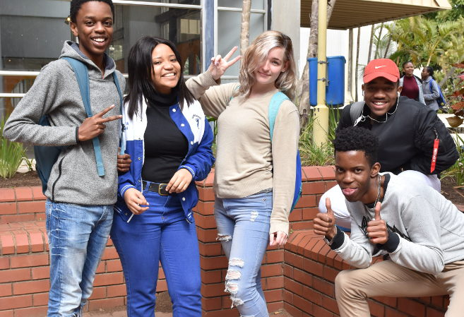 Registration went on smoothly as UKZN welcomed new and returning students.